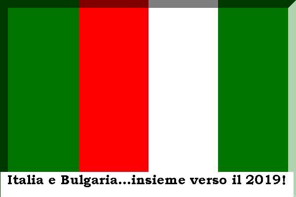 Italia-Bulgaria verso il 2019