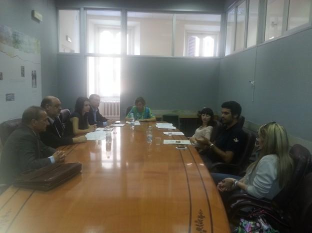 foto presentazione Stati Generali della Cultura e del Turismo