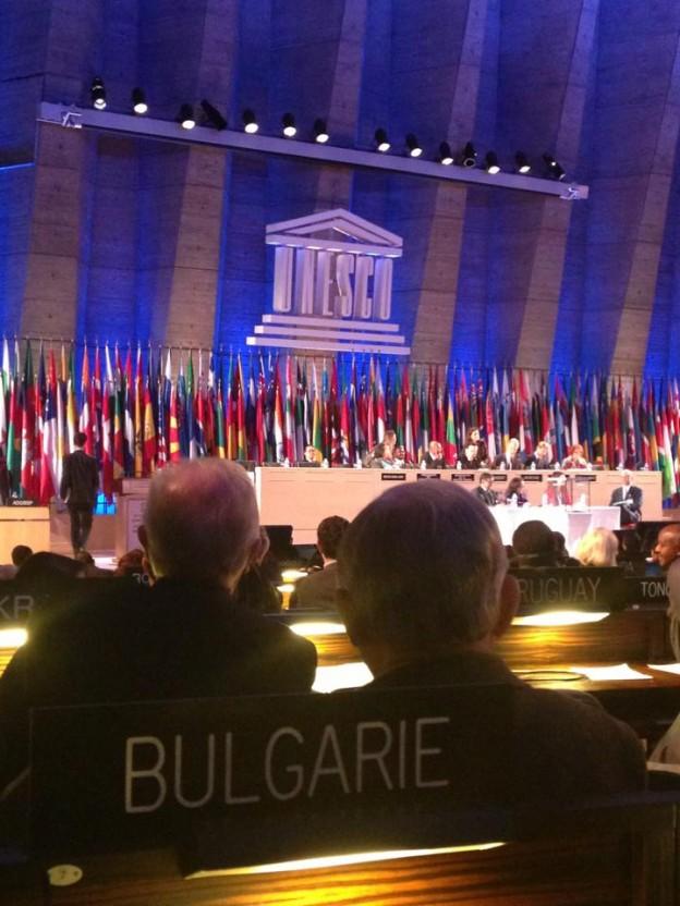 Irina Bokova eletta per il secondo mandato di Direttore Generale dell'UNESCO